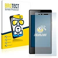 BROTECT AirGlass pellicola vetro flessibile per Siswoo A4+ Chocolate (estremamente