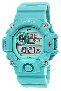 KOOL KIDZ Green Digital Watch for Kids KK 211 GR
