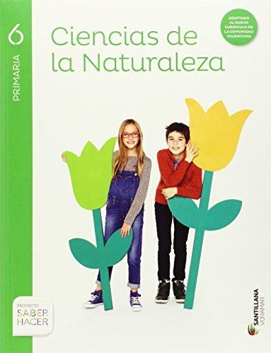 Ciencias de la naturaleza 6º primaria serie investiga sanitllana