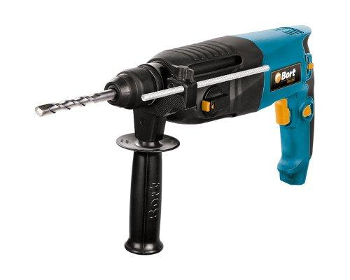 Bort BHD-900 Semiprofessioneller Bohrhammer 900 Watt bohrt mit 3.5 Joule bis 30 mm in Beton