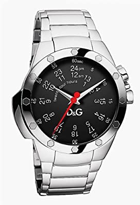 Dolce&Gabbana Men's Quartz Analogue Watch DW0569