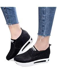 bb82d69f08b1e Amazon.es  con con con - Zapatillas   Zapatos para mujer  Zapatos y ...