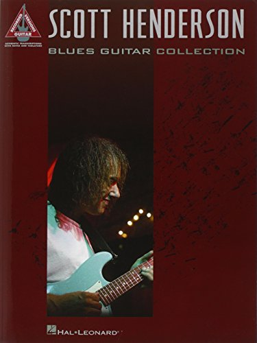 Scott Henderson: Blues Guitar Collection (Tab)