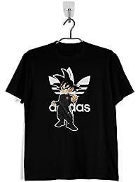 Ropa4 Camiseta Goku Adidas