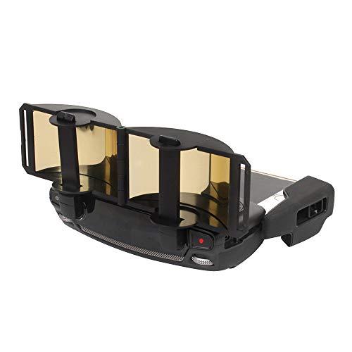 CUEYU Fernbedienung Signal Extender Verstärker Antennen Range Booster für DJI Mavic Mini,Mavic Pro,Mavic Air,Spark Drohne (Gold)