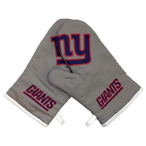 Vertriebsarena NFL Ofenhandschuhe (one Size, New York Giants)