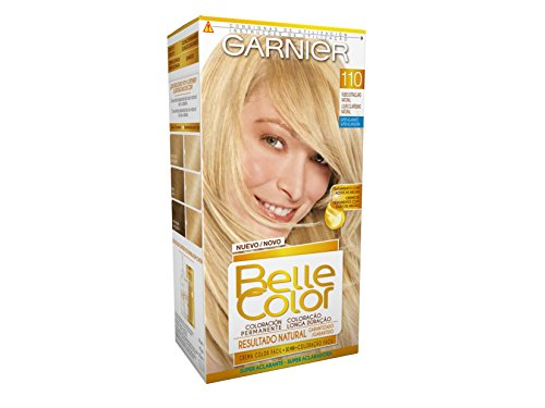 Garnier Belle Color Coloración de aspecto natural y cobertura completa de canas con aceite de jojoba...
