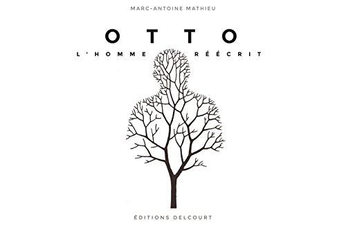 Otto, l'homme réécrit (Hors collection) par Marc-Antoine Mathieu