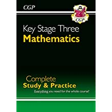 New KS3 Maths Complete Study & Practice: Complete Revision and Practice (CGP KS3 Maths)