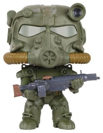 Funko Pop T-60 Power Armor (Verde) (Fallout 4 – 78) Funko Pop Fallout