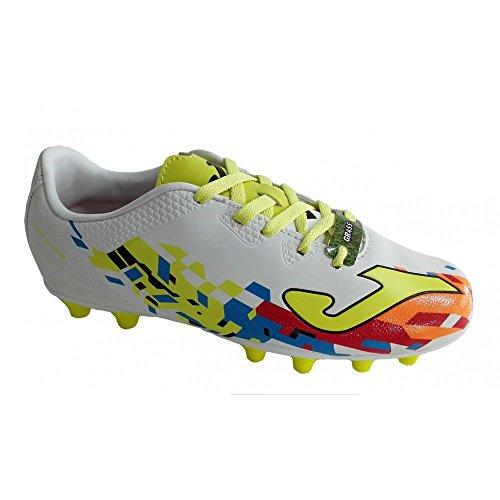 Joma , Chaussures de foot pour homme Blanc