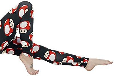Bioworld - Legging Nintendo Mushroom