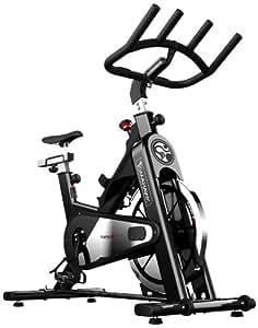 Tomahawk Indoor Bike Home Serie, schwarz, 6001002