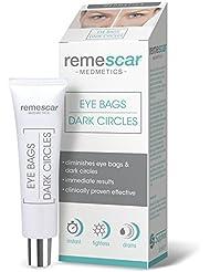 Remescar – klinisch bestätigtes Augenserum gegen Tränensäcke und Augenringe | Vermindert dunkle Augenringe und Tränensäcke | Sofortige Ergebnisse klinisch bestätigt