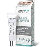 Remescar Crema Para Bolsas y Anti Ojeras (8ml)| Clinicamente Comprobado Crema Para Los Ojos