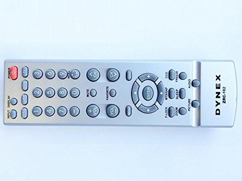DYNEX ZRC-102 LCD-TV-Fernbedienung DX-LCD19-09 DX-LCD26-09