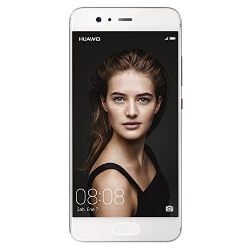 Huawei P10  Smartphone libre 4  G  pantalla  5 1  pulgadas       64  GB       doble Nano-SIM       Android  plata
