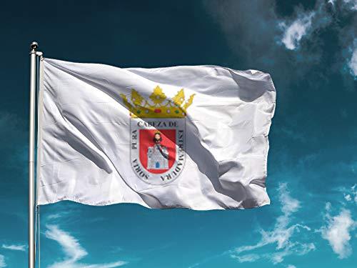 G I Bandera Soria   Medidas 150cm x 85cm   Fácil colocación   Decoración Exteriores (1 Unidad)