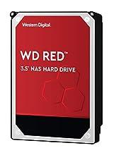 Western Digital WD Red HDD Interno, 1000 GB, SATA III, 6000 Mbit/s, 5400 rpm, 64 MB, Display da 3.50 Pollici