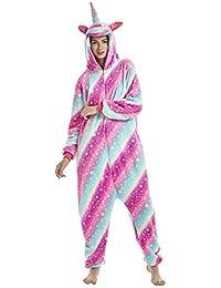 6011a72bdf Kigurumi Pijamas Unisexo Disfraz Animales Ropa de Noche