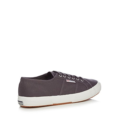 Superga 2754-Cotu, Baskets Adulte Mixte Gris (Dk Grey Iron)