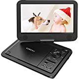 "Best Portable Dvd Players - COOAU 12.5"" Portable DVD Player with Eye-Protected HD Review"