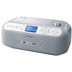 sony zsr100cp tragbarer radio mp3 cd player mit. Black Bedroom Furniture Sets. Home Design Ideas