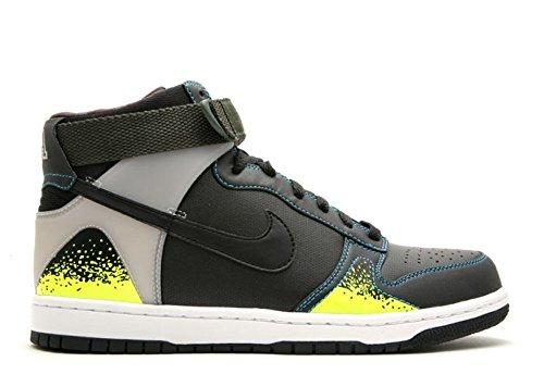 Nike Dunk Hi Challenge Supreme 'Union LA' - 363943-001 - Size 9 - (Supreme Dunk Nike)