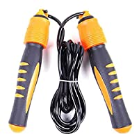 Skyland Em-9312 Skipping Rope With Counter - Orange