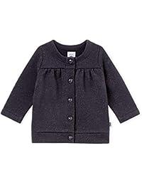 Amazon.fr   Noir - Pulls et gilets   Bébé fille 0-24m   Vêtements 0d31ba1c8d2