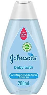 جونسون سائل استحمام الأطفال، 200 مل