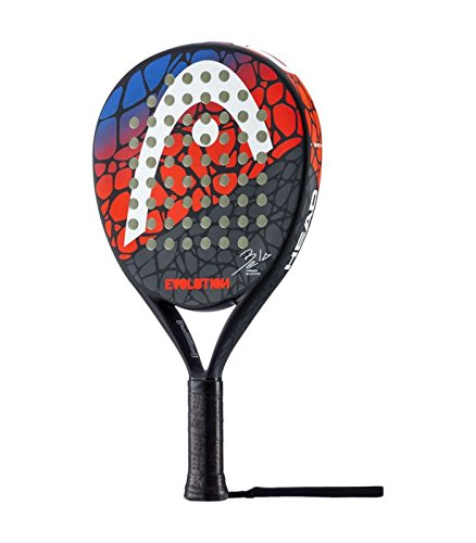 Head Padel Evolution Bela 2018