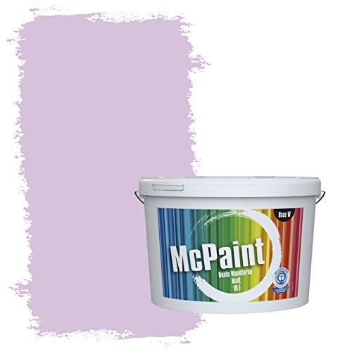 McPaint Bunte Wandfarbe Rosenholz - 10 Liter - Weitere Rote Erhältlich - Weitere Größen Verfügbar