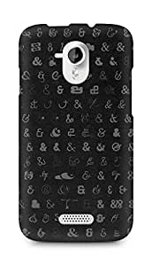 Amez designer printed 3d premium high quality back case cover forMicromax Canvas HD A116 (pattern copy 2)