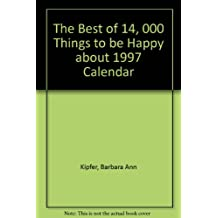 Cal 97  14,000 Things to Be Happy About