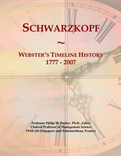 schwarzkopf-websters-timeline-history-1777-2007