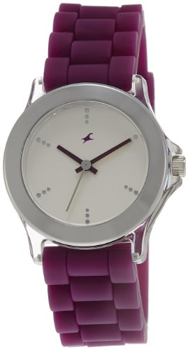 41bWYt2ThpL - Fastrack NE9827PP06J Women watch