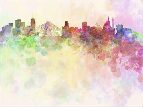 impresion-en-madera-40-x-30-cm-sao-paulo-skyline-de-colourbox