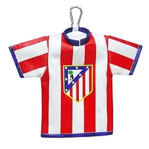 Atlético de Madrid- Portatodo Camiseta con mosquetón (CYP PC-100-ATL)