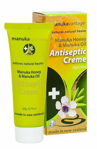 Manukavantage Antiseptic Cream 20 g (order 6 for trade outer)