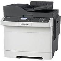 Lexmark CX317dn Multifunction Colour Laser Printer