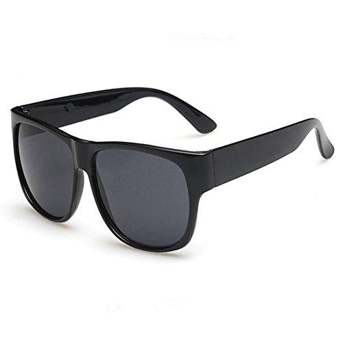 O-C Damen Sonnenbrille, Schwarz