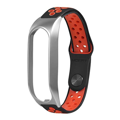 Webla - Silikon-Sport-Ersatzarmband, Handschlaufe für Tomtom Touch
