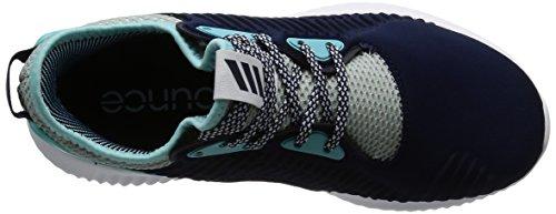 adidas Damen Alphabounce Lux W Laufschuhe Blau (Maruni/agucla/onicla)