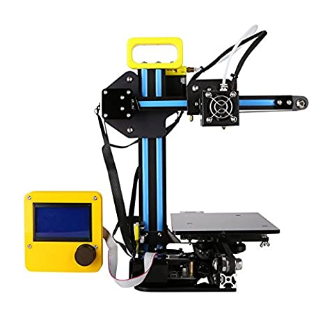 CCOWAY CR-7 3D Printer, Single Extruder Printer 13×15×100 (CR-7)