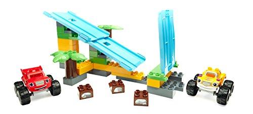 Mega Bloks - Rampas selváticas (Mattel DPH78)