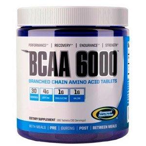 BCAA 6000 Aminoacidi essenziali