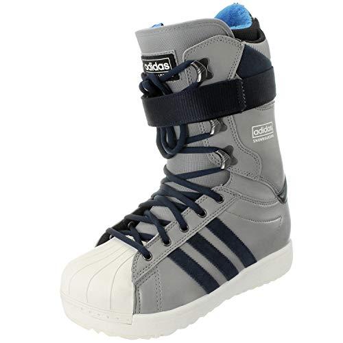 adidas Originals Snowboard Boots Superstar - Solid Grey/Collegiate Navy/Chalk White