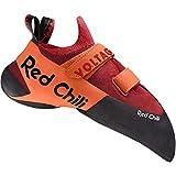 Red Chili Unisex - Adulti Voltage 2 Scarpette da arrampicata Red (200), 45.5
