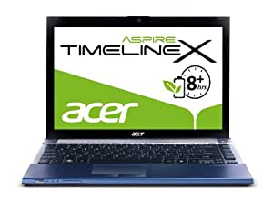 Acer Aspire TimelineX 3830TG-2454G75tbb 33,8 cm (13,3 Zoll) Notebook (Intel Core i5 2450M, 2,5GHz, 4GB RAM, 750GB HDD, NVIDIA GT 540M-2GB, Win 7 HP)